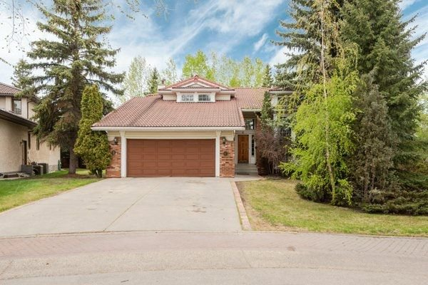 Main Photo: 4 WEST POINT Wynd in Edmonton: Zone 22 House for sale : MLS®# E4158593