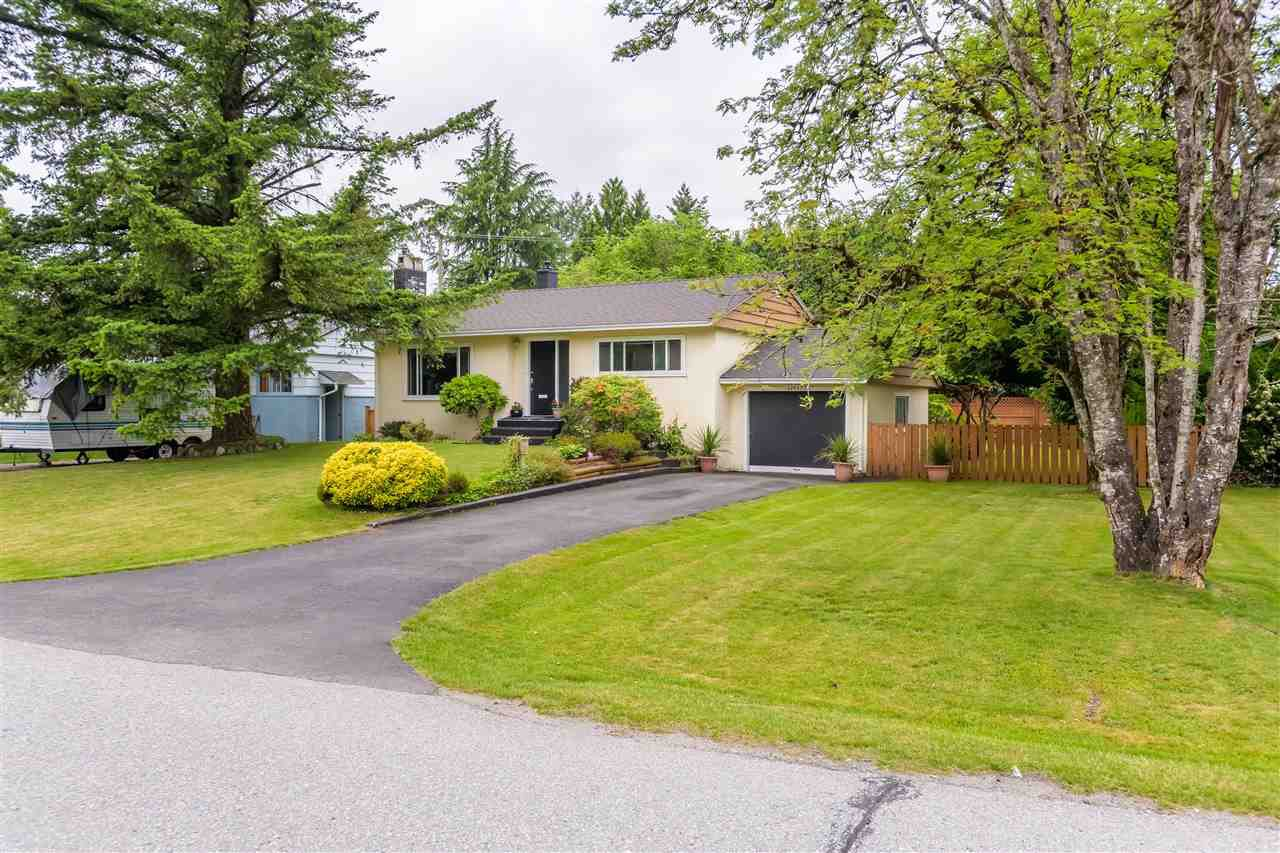 Main Photo: 22057 CLIFF Avenue in Maple Ridge: West Central House for sale : MLS®# R2374778