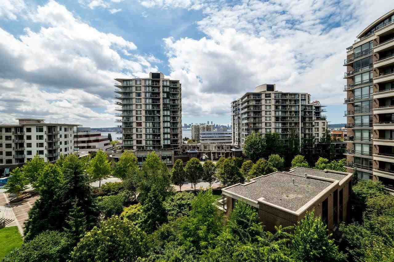 Over Jack Loucks Park to City & Harbour Views