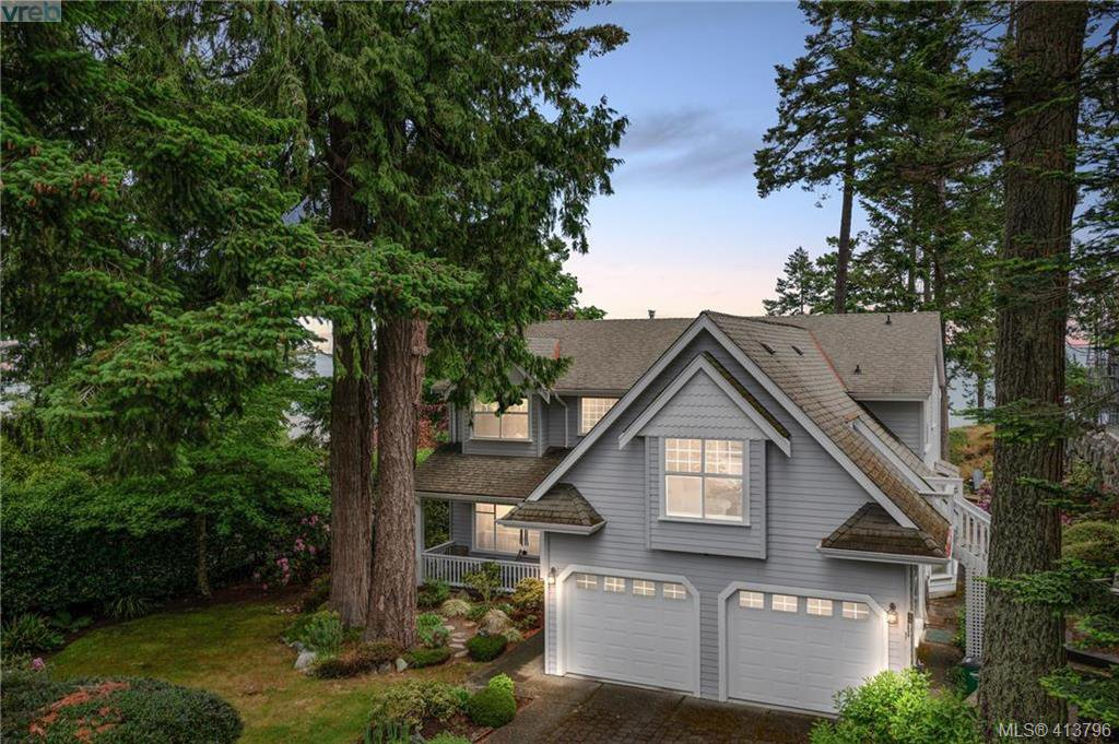 Main Photo: 4825 Major Road in VICTORIA: SE Cordova Bay Single Family Detached for sale (Saanich East)  : MLS®# 413796