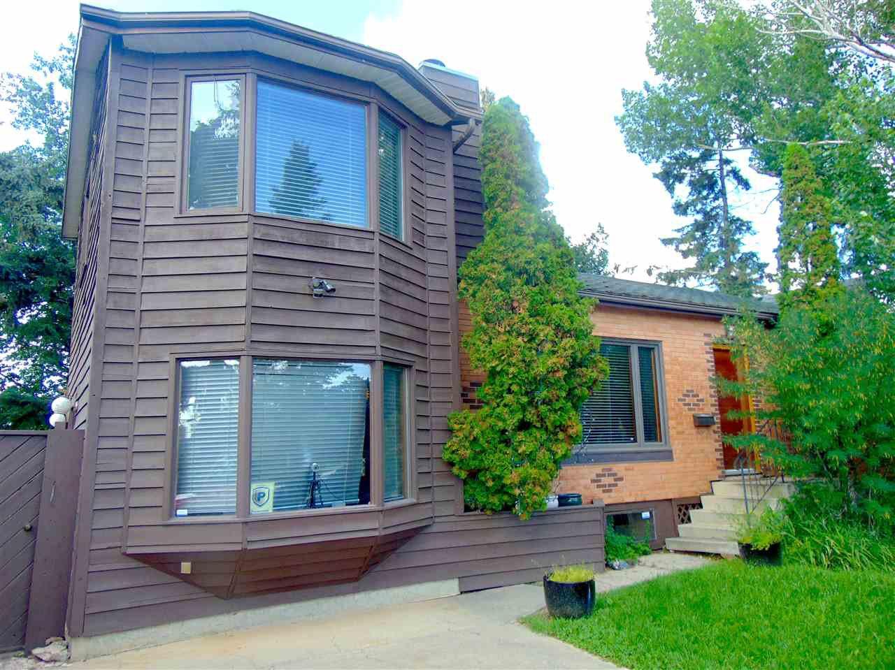 Main Photo: 11026 110 Avenue in Edmonton: Zone 08 House for sale : MLS®# E4168139