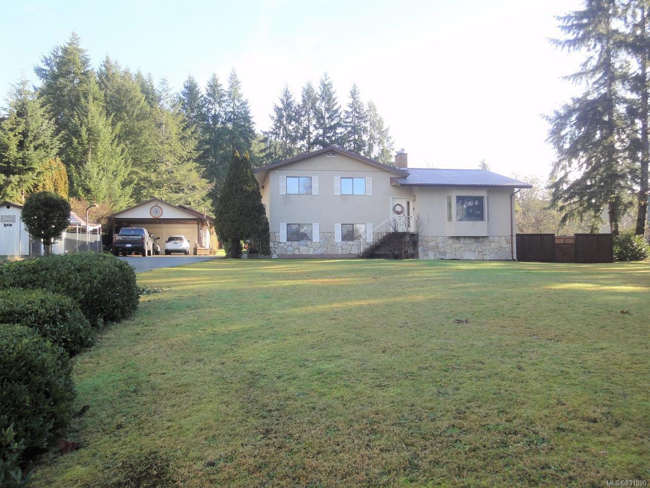 Main Photo: 6655 Horne Lake Rd in PORT ALBERNI: PA Alberni Valley House for sale (Port Alberni)  : MLS®# 831890