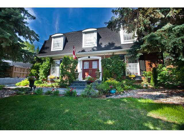 Main Photo: 90 Valleyview Crescent NW: Edmonton House for sale