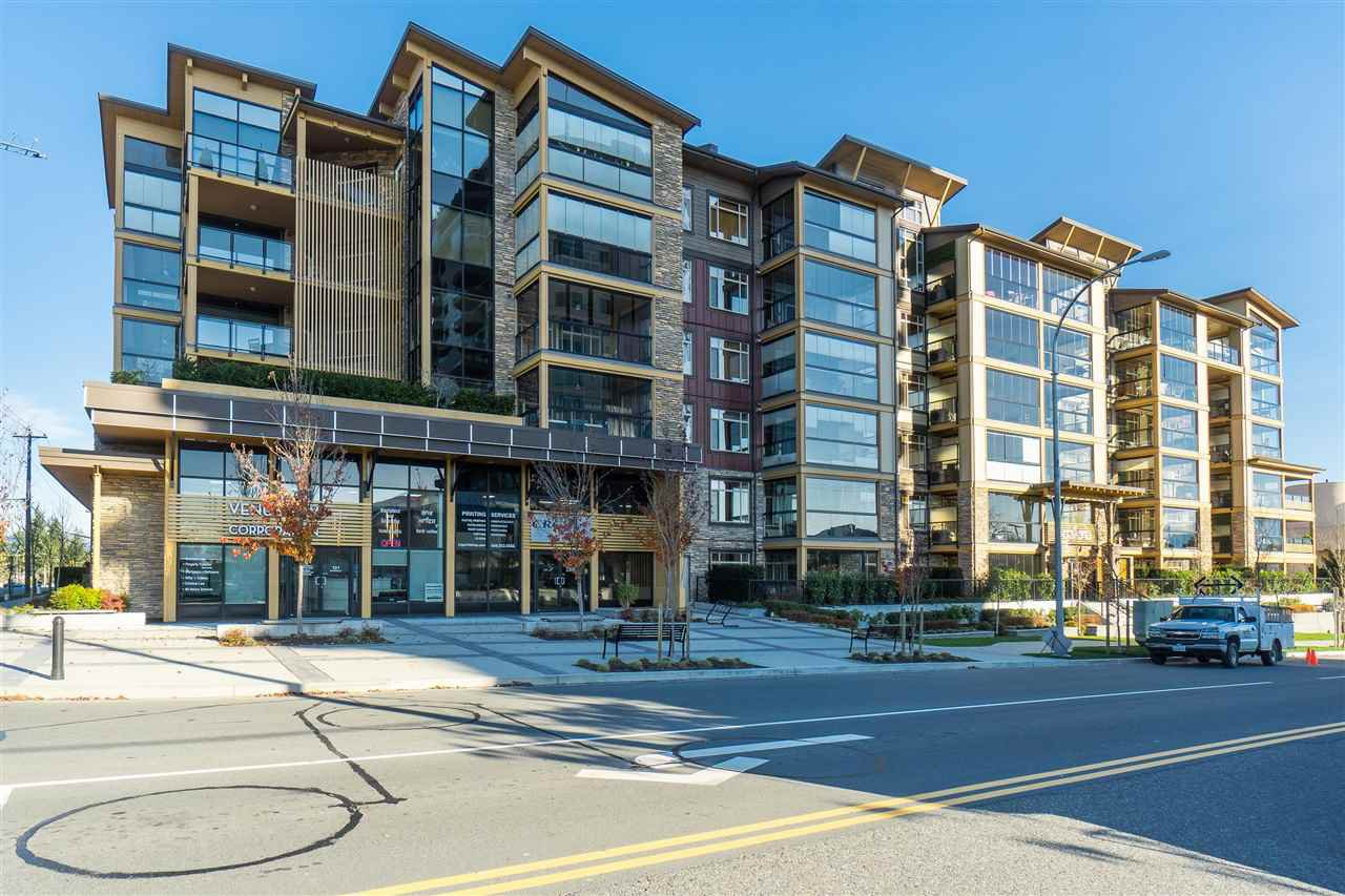 "Main Photo: 203 2860 TRETHEWEY Street in Abbotsford: Abbotsford West Condo for sale in ""La galleria"" : MLS®# R2454712"