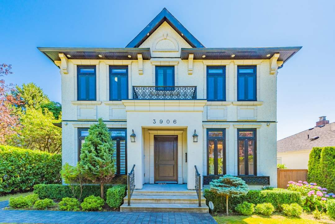 Main Photo: 3906 W 24TH Avenue in Vancouver: Dunbar House for sale (Vancouver West)  : MLS®# R2474394