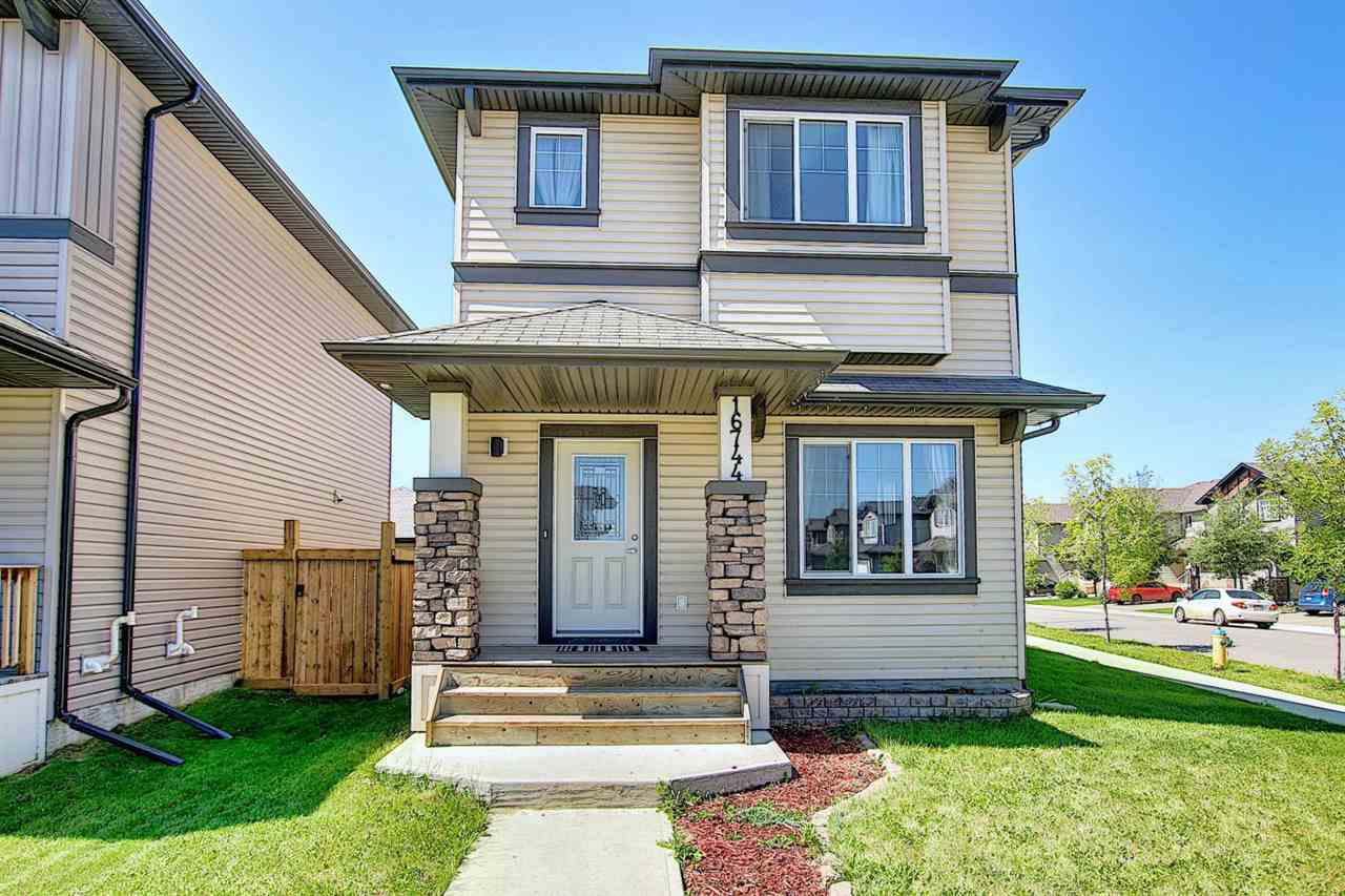 Main Photo: 16744 120 Street NW in Edmonton: Zone 27 House for sale : MLS®# E4208233