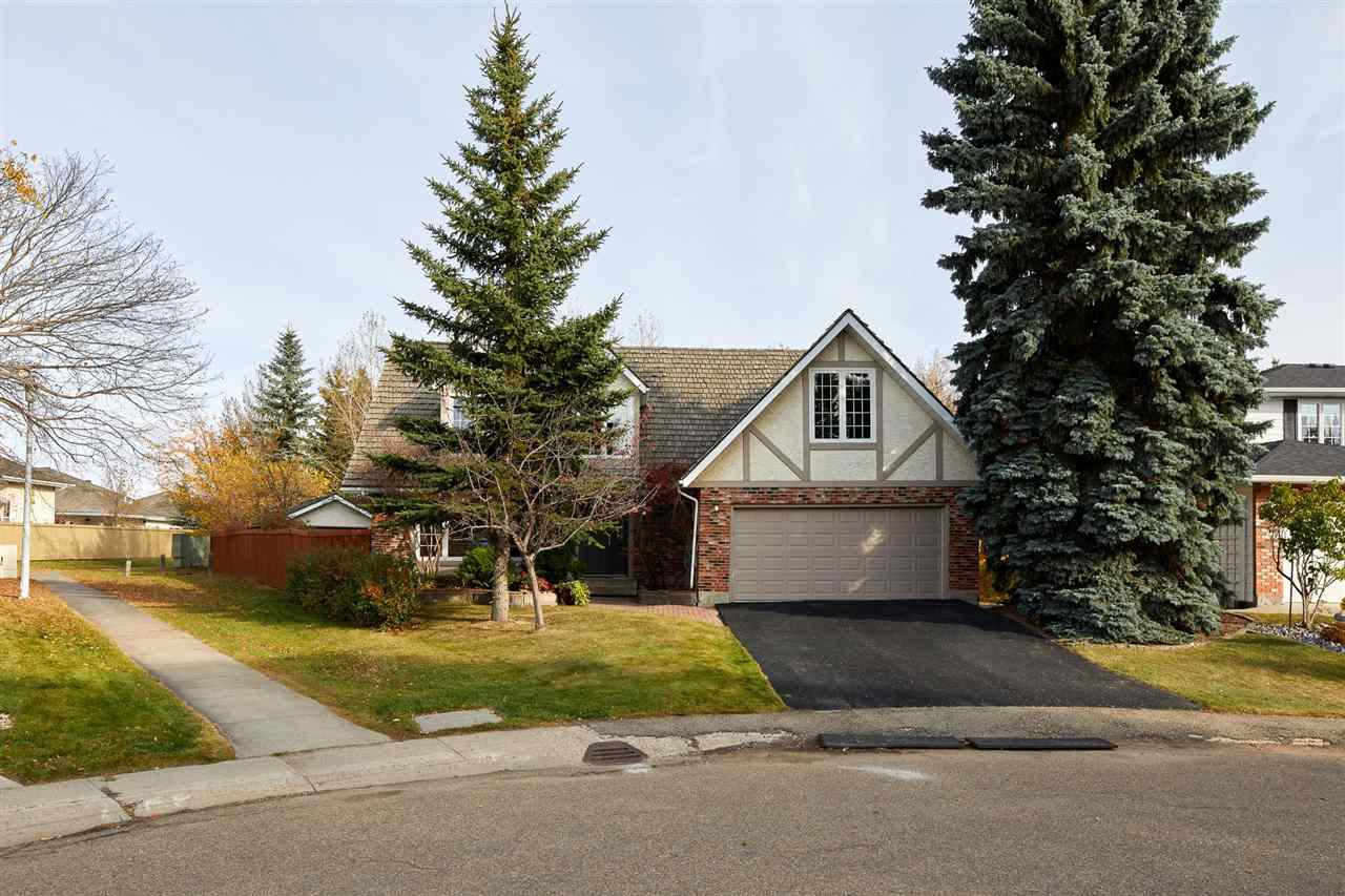 Main Photo: 182 Gariepy Crescent NW in Edmonton: Zone 20 House for sale : MLS®# E4218014