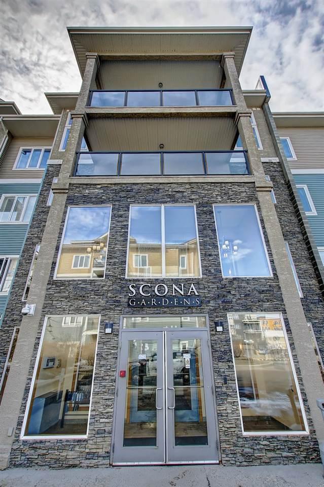 Main Photo: 244 10121 80 Avenue in Edmonton: Zone 17 Condo for sale : MLS®# E4219135