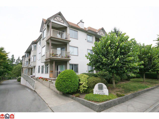 """Main Photo: 208 5489 201ST Street in Langley: Langley City Condo for sale in """"Canim Crt."""" : MLS®# F1123041"""