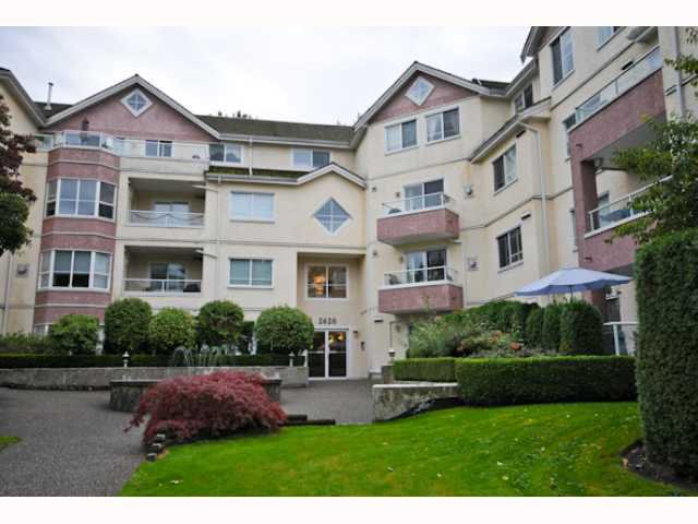 "Main Photo: 110 2620 JANE Street in Port Coquitlam: Central Pt Coquitlam Condo for sale in ""JANE GARDENS"" : MLS®# V913421"