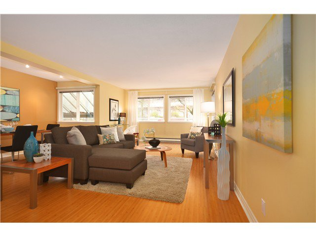 Main Photo: 103 650 MOBERLY Road in Vancouver: False Creek Condo for sale (Vancouver West)  : MLS®# V995782