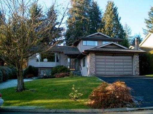 Main Photo: 2271 Ennerdale Road in North vancouver: Westlynn House  (North Vancouver)  : MLS®# V516872