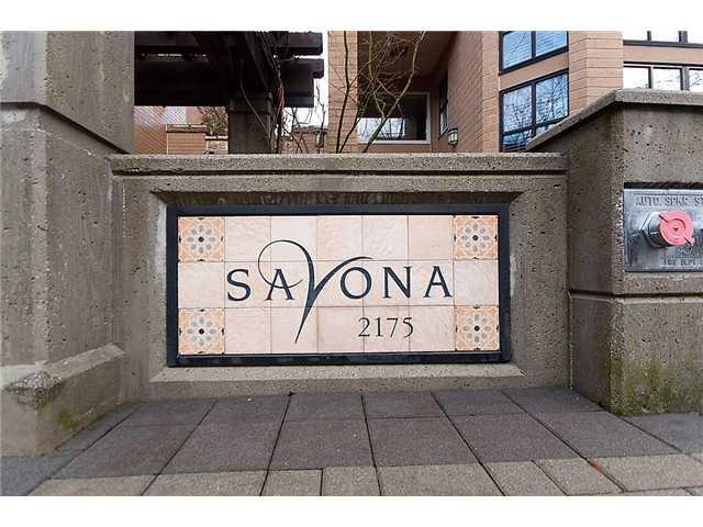 "Main Photo: 361 2175 SALAL Drive in Vancouver: Kitsilano Condo for sale in ""SAVONA"" (Vancouver West)  : MLS®# V1052921"