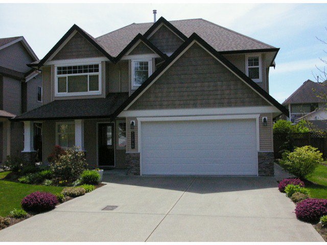 "Main Photo: 32940 BOOTHBY Avenue in Mission: Mission BC House for sale in ""CEDAR VALLEY"" : MLS®# F1411067"