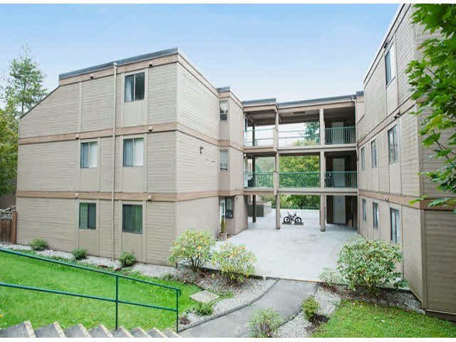 """Main Photo: 103 9153 SATURNA Drive in Burnaby: Simon Fraser Hills Condo for sale in """"MOUNTAIN WOODS"""" (Burnaby North)  : MLS®# V1089130"""