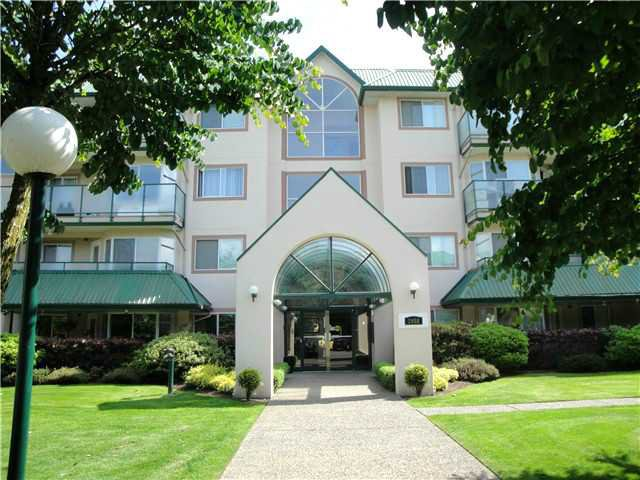 "Main Photo: 205 2958 TRETHEWEY Street in Abbotsford: Abbotsford West Condo for sale in ""CASCADE GREEN"" : MLS®# F1431431"