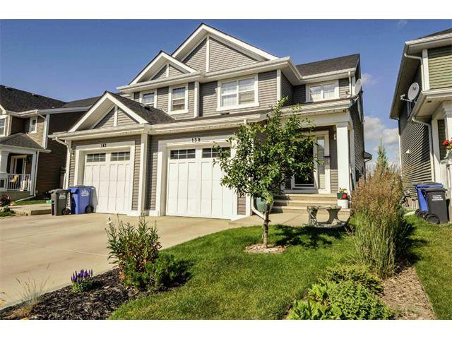 Main Photo: 138 River Heights Crescent: Cochrane House for sale : MLS®# C4021411
