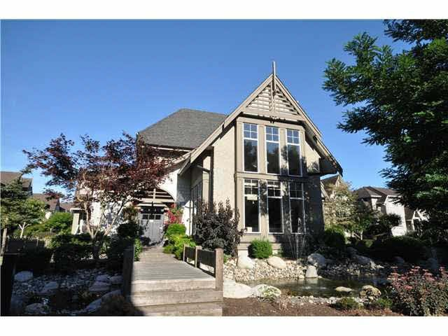 "Main Photo: 65 7288 HEATHER Street in Richmond: McLennan North Townhouse for sale in ""Barrington Walk"" : MLS®# V1138565"