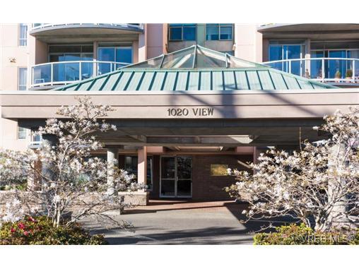 Main Photo: 1103 1020 View Street in VICTORIA: Vi Downtown Condo Apartment for sale (Victoria)  : MLS®# 362544