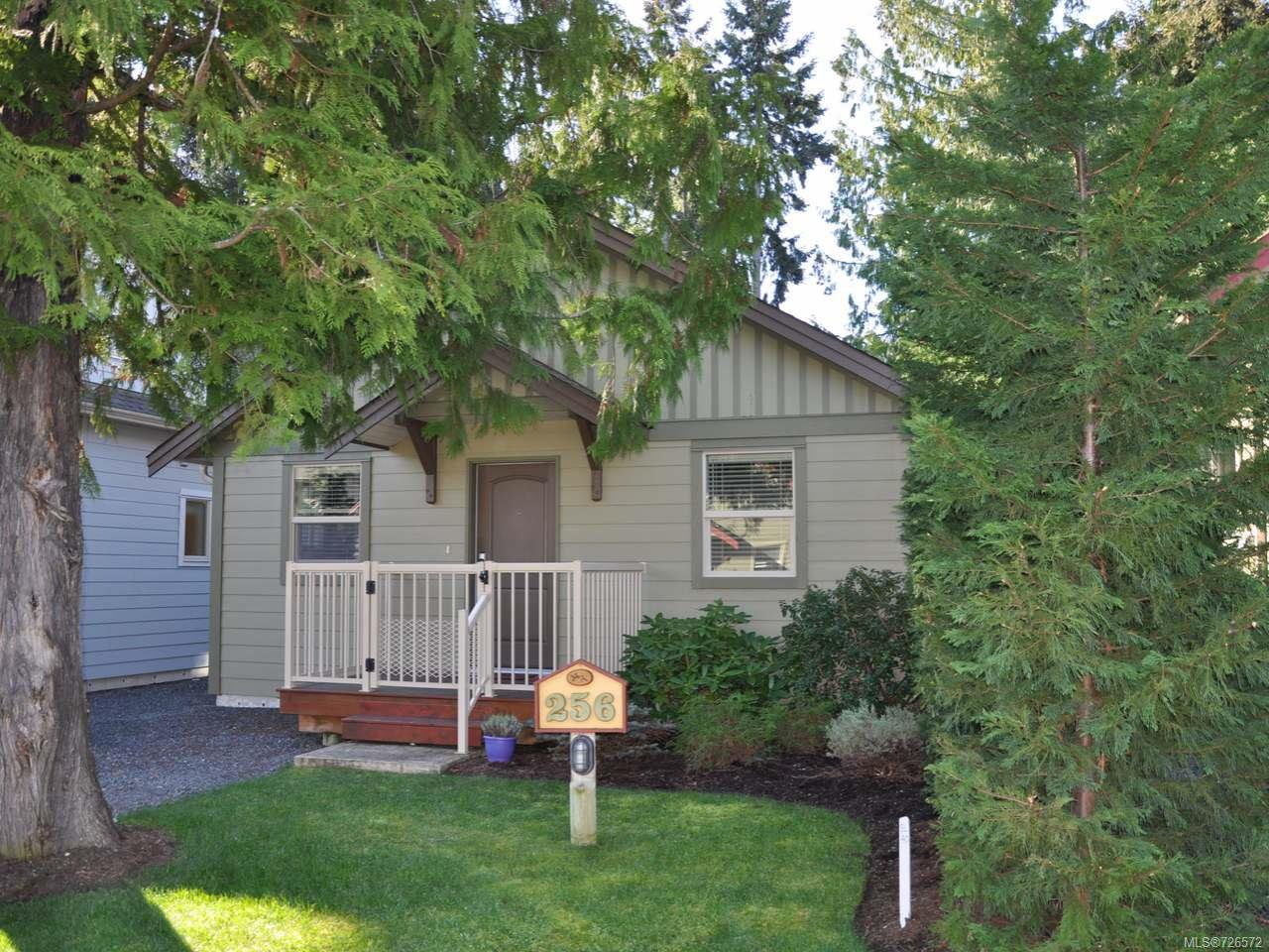 Main Photo: 256 1130 RESORT DRIVE in PARKSVILLE: PQ Parksville Row/Townhouse for sale (Parksville/Qualicum)  : MLS®# 726572
