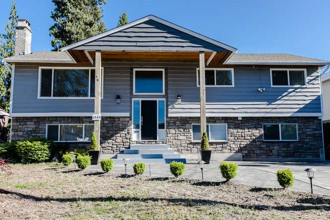 Main Photo: 1353 GROVER Avenue in Coquitlam: Central Coquitlam House for sale : MLS®# R2066736