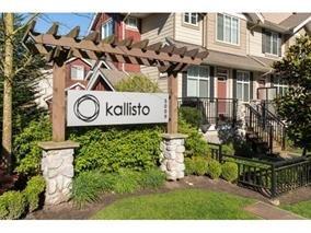 "Main Photo: 65 3009 156 Street in Surrey: Grandview Surrey Townhouse for sale in ""KALLISTO"" (South Surrey White Rock)  : MLS®# R2103635"