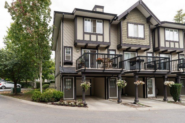 "Main Photo: 43 20176 68 Avenue in Langley: Willoughby Heights Townhouse for sale in ""Steeplechase"" : MLS®# R2109698"