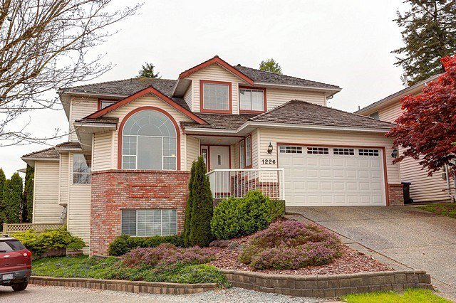 "Main Photo: 1226 GATEWAY Place in Port Coquitlam: Citadel PQ House for sale in ""CITADEL HEIGHTS"" : MLS®# R2114236"