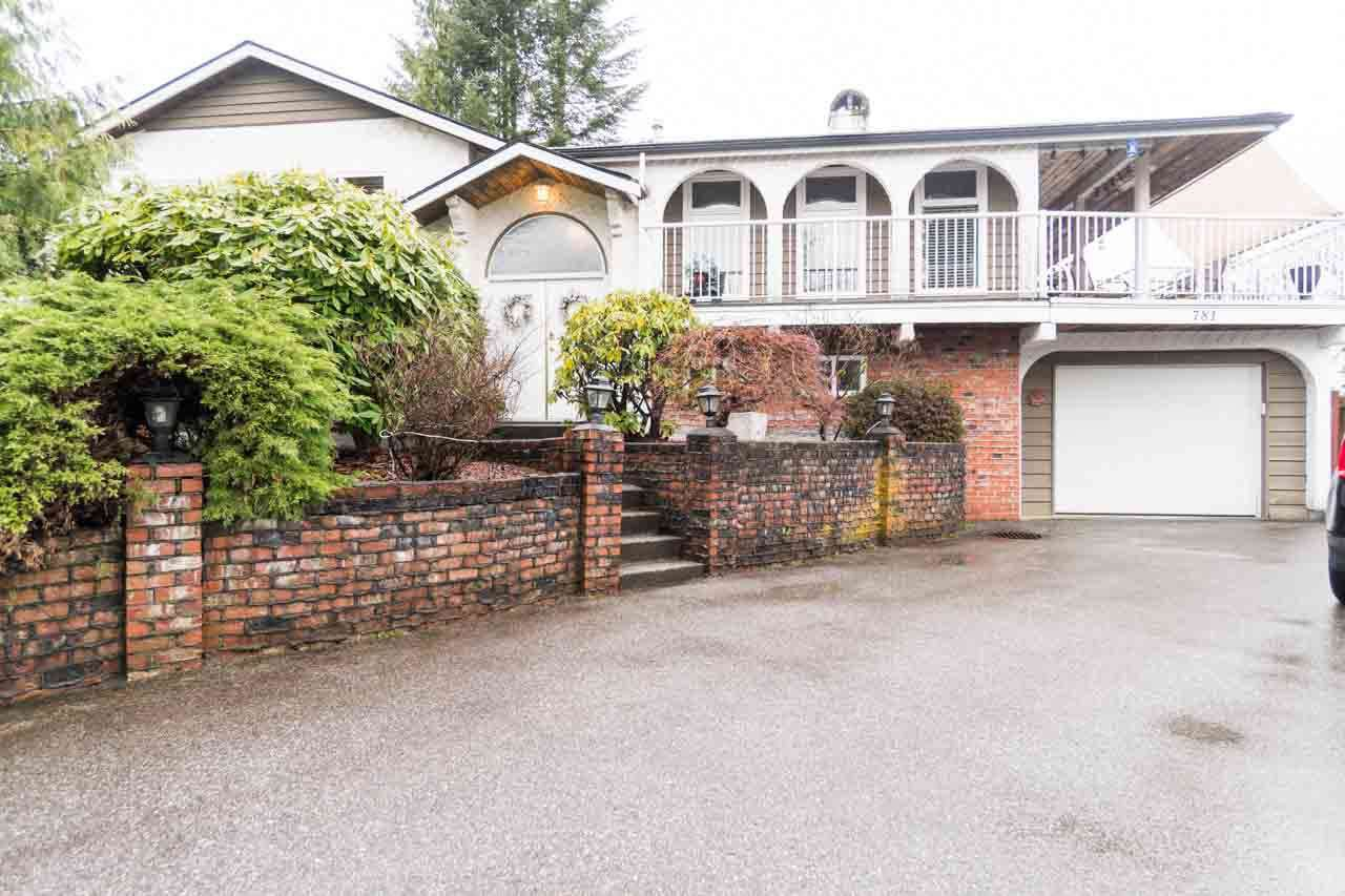 Main Photo: 781 PINEMONT Avenue in Port Coquitlam: Lincoln Park PQ House for sale : MLS®# R2151330