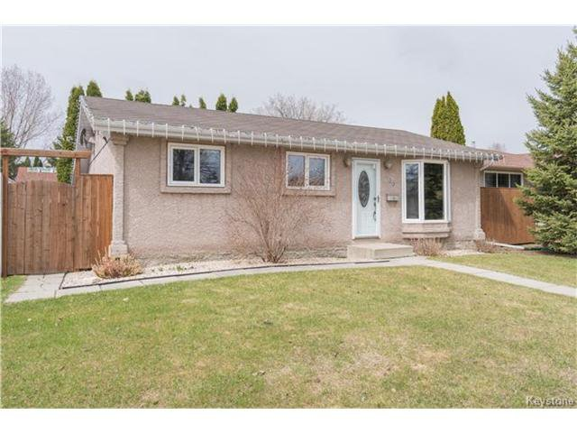 Main Photo: 66 Piney Crescent in Winnipeg: Maples Residential for sale (4H)  : MLS®# 1709265