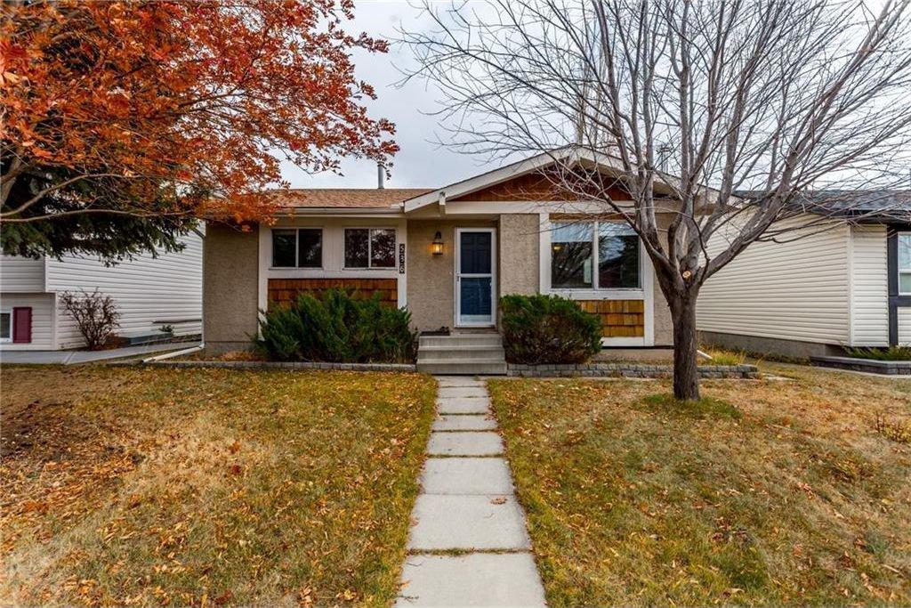 Main Photo: 536 BRACEWOOD Drive SW in Calgary: Braeside House for sale : MLS®# C4143497