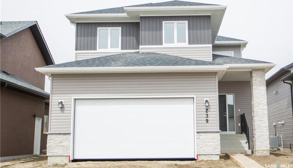 Main Photo: 239 Baltzan Boulevard in Saskatoon: Evergreen Residential for sale : MLS®# SK714423