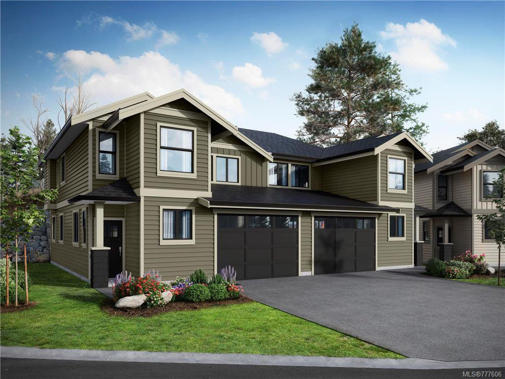 Main Photo: 13 Massey Pl in : VR Six Mile Row/Townhouse for sale (View Royal)  : MLS®# 777606