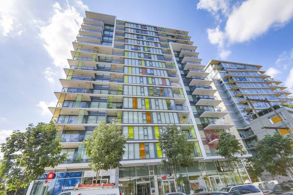 Main Photo: 1705 1783 MANITOBA STREET in Vancouver: False Creek Condo for sale (Vancouver West)  : MLS®# R2246281