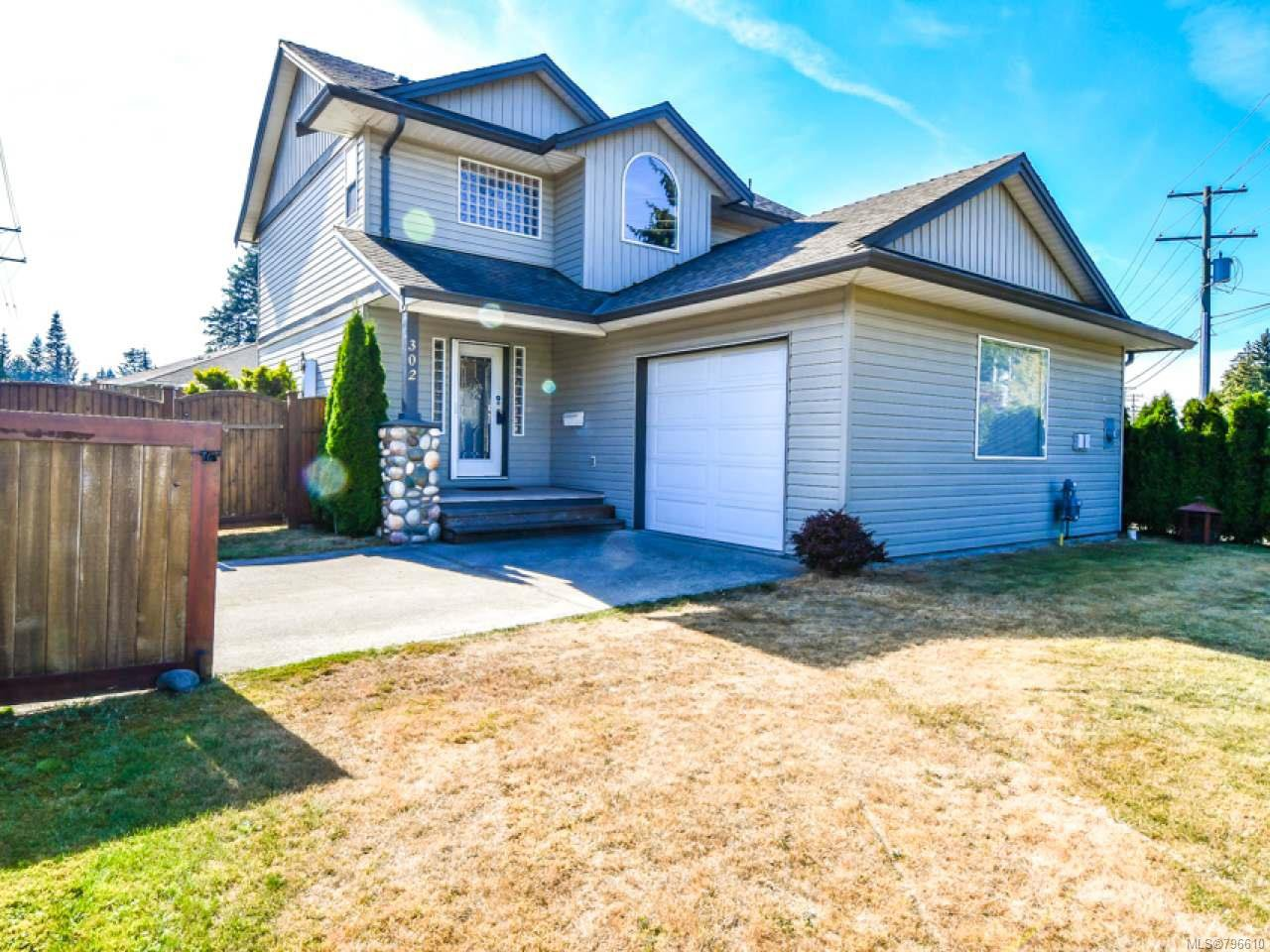 Main Photo: 302 Erickson Rd in CAMPBELL RIVER: CR Willow Point House for sale (Campbell River)  : MLS®# 796610