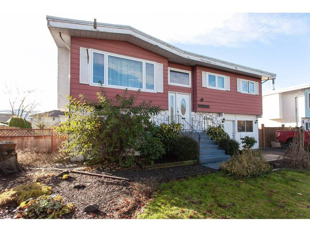 Main Photo: 46660 ARBUTUS Avenue in Chilliwack: Chilliwack E Young-Yale House for sale : MLS®# R2323374