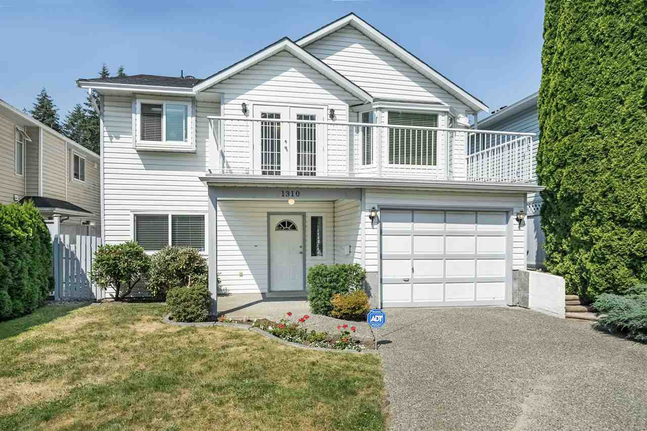 Main Photo: 1310 SHAUGHNESSY Street in Coquitlam: River Springs House for sale : MLS®# R2329317