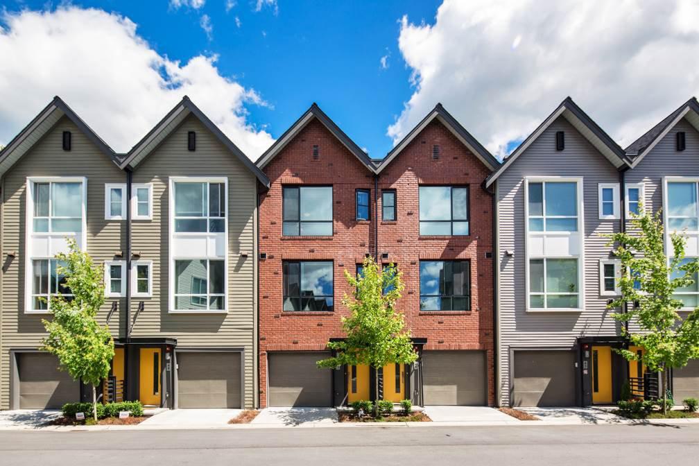 "Main Photo: 45 2380 RANGER Lane in Port Coquitlam: Riverwood Townhouse for sale in ""FREMONT INDIGO"" : MLS®# R2332598"