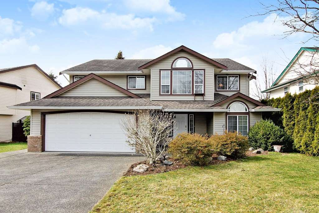 Main Photo: 3861 TESLIN Drive in Abbotsford: Abbotsford East House for sale : MLS®# R2351804