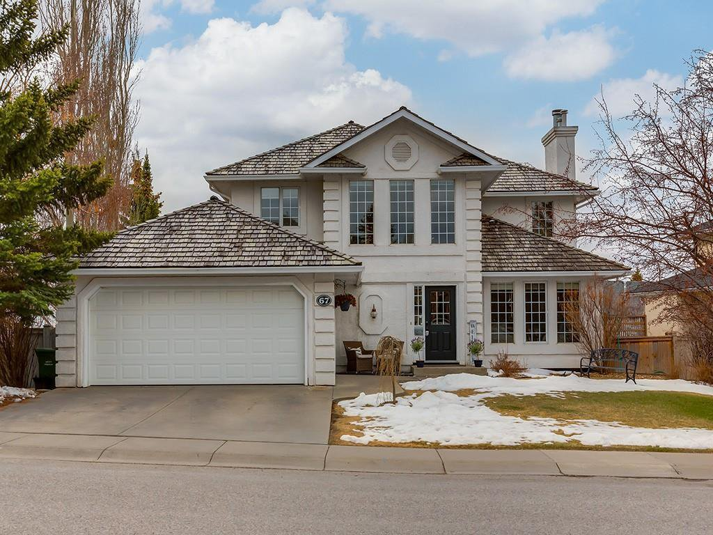 Main Photo: 67 Sierra Morena Circle SW in Calgary: Signal Hill Detached for sale : MLS®# C4239157