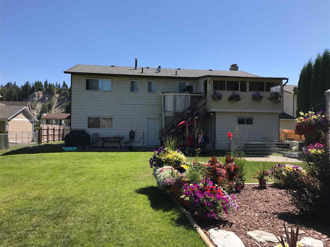 """Photo 2: Photos: 833 W ROLPH Street in Quesnel: Quesnel - Town House for sale in """"WEST QUESNEL"""" (Quesnel (Zone 28))  : MLS®# R2375760"""