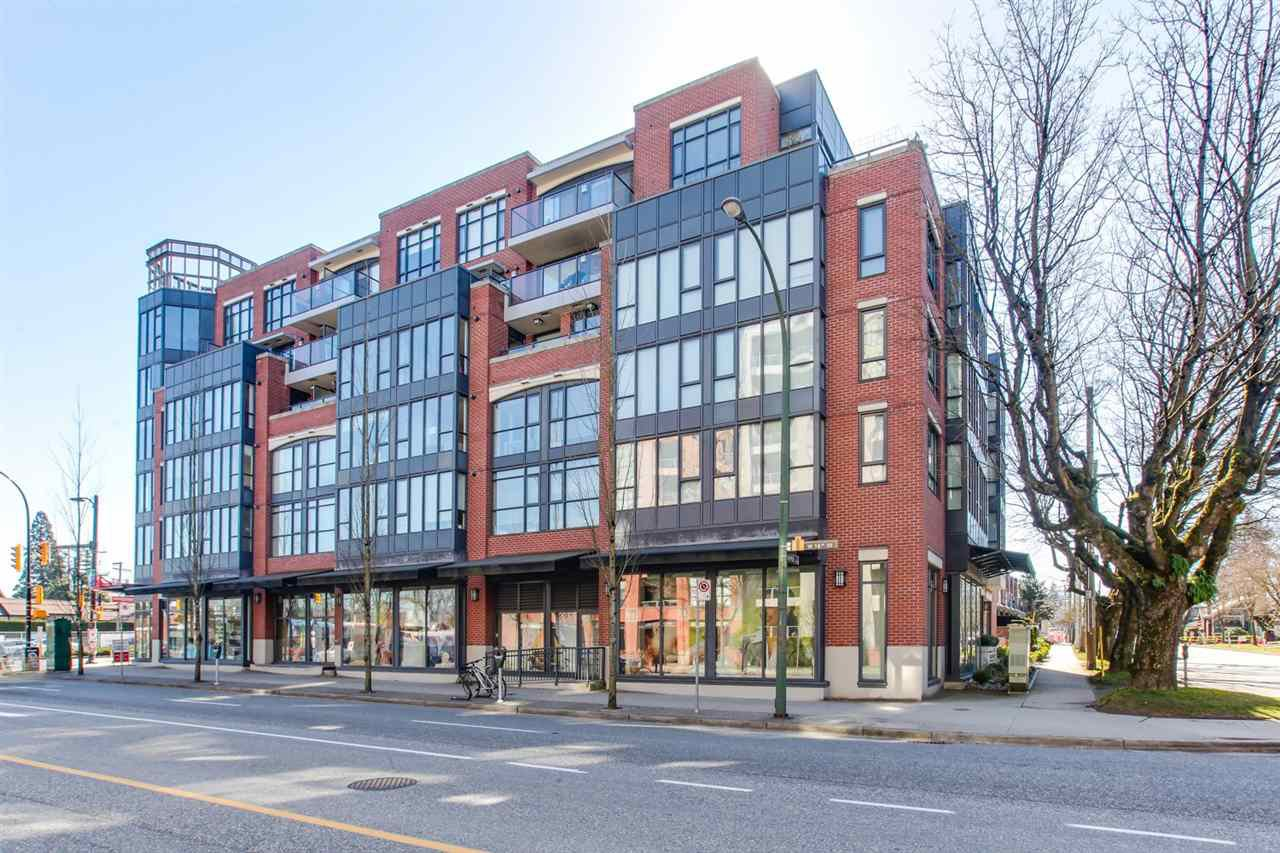 """Main Photo: 303 3228 TUPPER Street in Vancouver: Cambie Condo for sale in """"The Olive"""" (Vancouver West)  : MLS®# R2381756"""