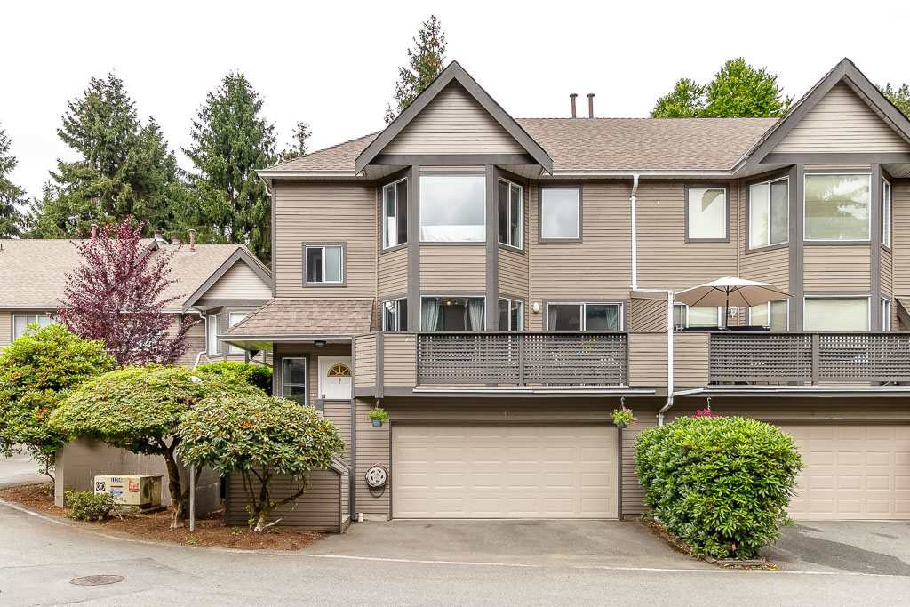 """Main Photo: 9 1251 LASALLE Place in Coquitlam: Canyon Springs Townhouse for sale in """"CHATEAU LASALLE"""" : MLS®# R2386032"""