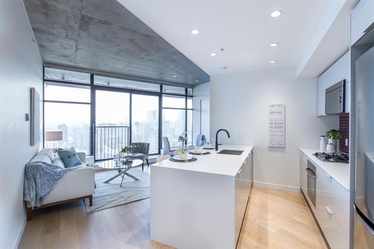 Main Photo: 4108 128 W CORDOVA Street in Vancouver: Downtown VW Condo for sale (Vancouver West)  : MLS®# R2434387