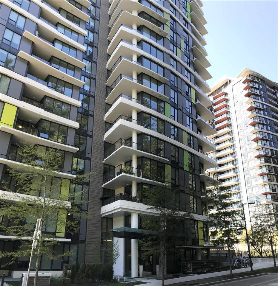 Main Photo: 804 3487 BINNING Road in Vancouver: University VW Condo for sale (Vancouver West)  : MLS®# R2450907