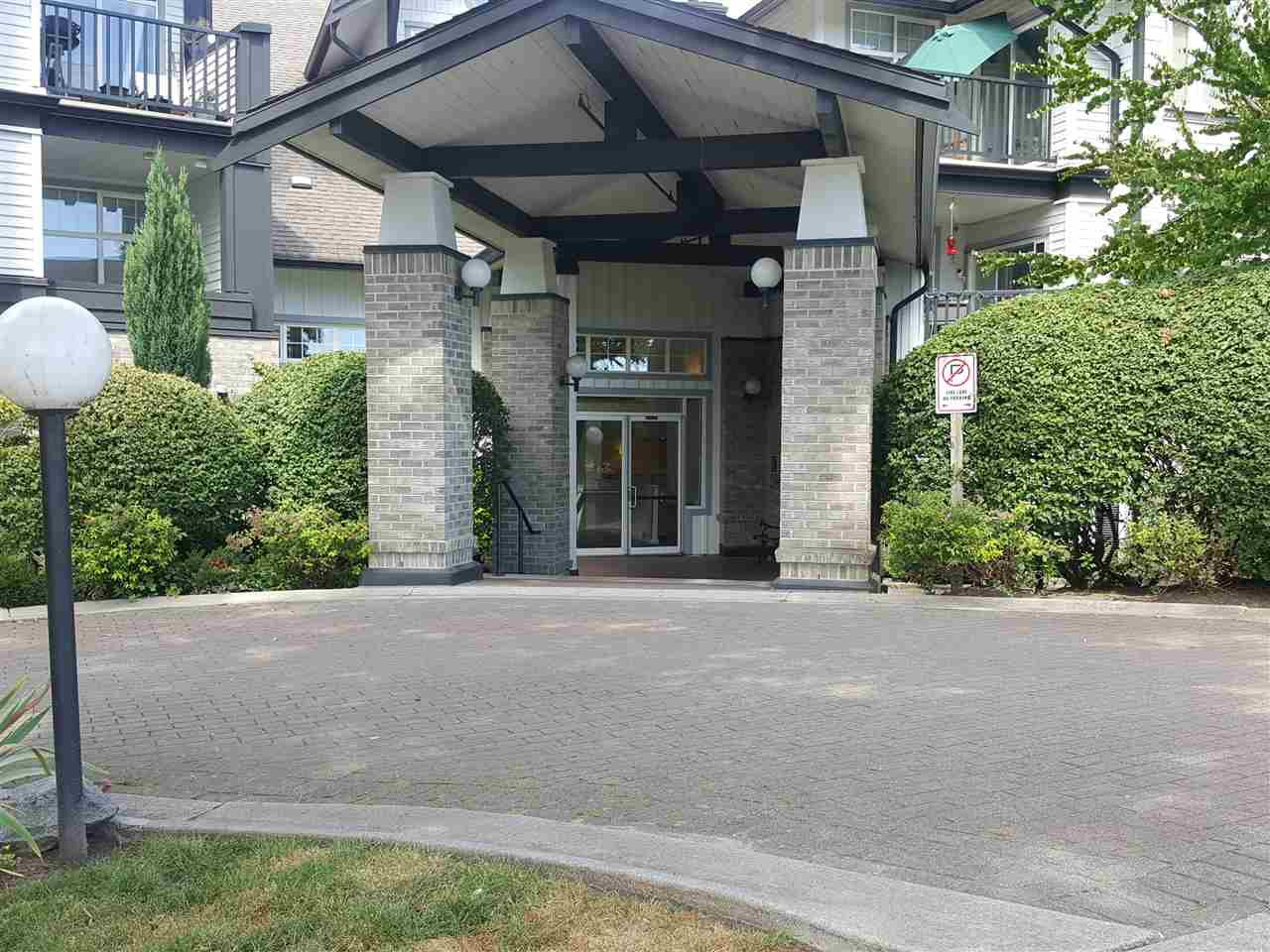 """Main Photo: 306 83 STAR Crescent in New Westminster: Queensborough Condo for sale in """"THE RESIDENCES BY THE RIVER"""" : MLS®# R2485408"""