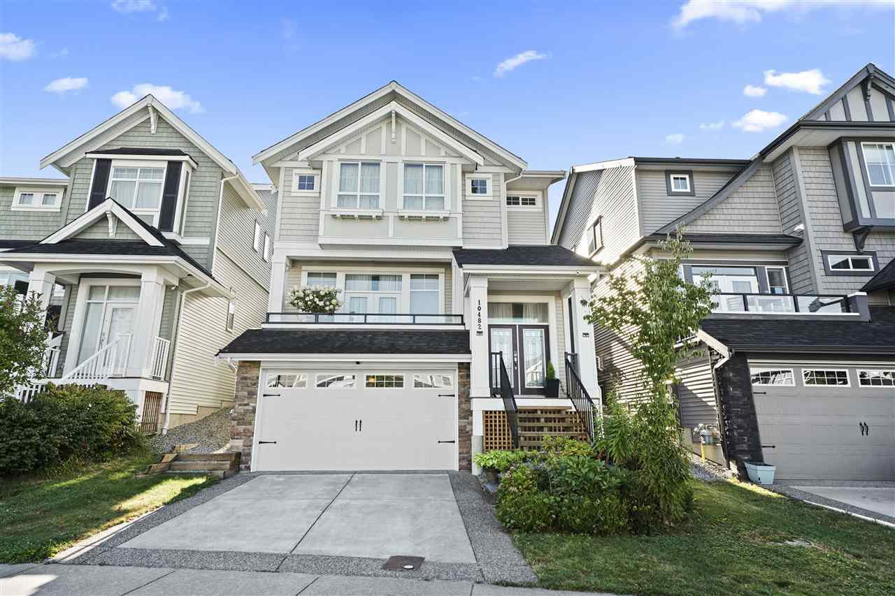 Main Photo: 10482 MCEACHERN Street in Maple Ridge: Albion House for sale : MLS®# R2492704