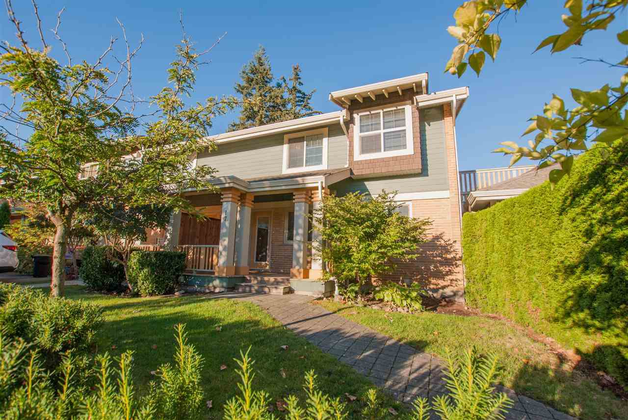 """Main Photo: 17 5851 COWICHAN Street in Chilliwack: Vedder S Watson-Promontory Townhouse for sale in """"THE QUARTERS"""" (Sardis)  : MLS®# R2505529"""