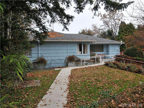 Main Photo: 3821 Synod Rd in VICTORIA: SE Cedar Hill Single Family Detached for sale (Saanich East)  : MLS®# 655505