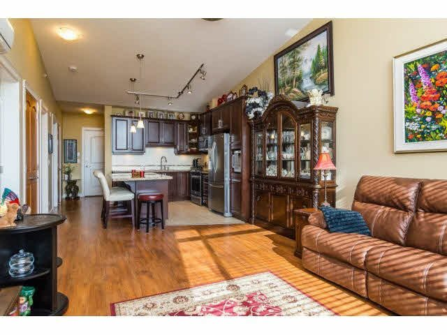 """Photo 5: Photos: 509 8258 207A Street in Langley: Willoughby Heights Condo for sale in """"YORKSON CREEK"""" : MLS®# F1440013"""